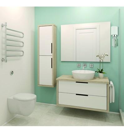 applique vel sp cial salle de bains ip44 e14 11w. Black Bedroom Furniture Sets. Home Design Ideas