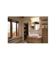 Réglette salle de bain modèle BLUR IP44 G13 T8 15W COLORIS Chromé