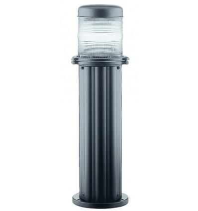 BORNE OMO - ALUMINIUM- IP 55 - HT 600 mm*170 MM