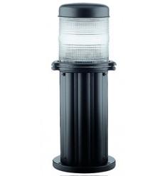 BORNE OMO - ALUMINIUM- IP 55 - HT 400 mm*170 MM