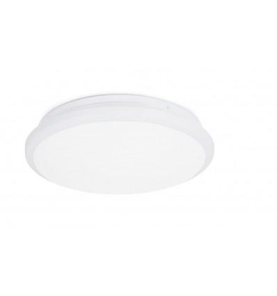 Plafonnier Carme Rim D280- 16.50 w- IP 44 - TOUT LED